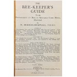 The bee keeper's guide