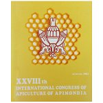 28th International Congress of Apiculture of Apimondia